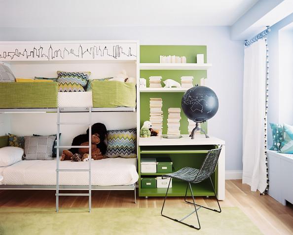 15 kids desks design dazzle for Minimal kids room