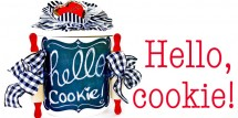 Hello, Cookie! by Design Dazzle