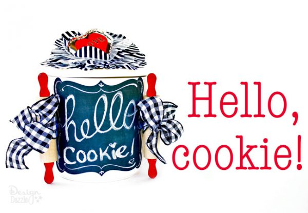 Hello, Cookie! by Design Dazzle