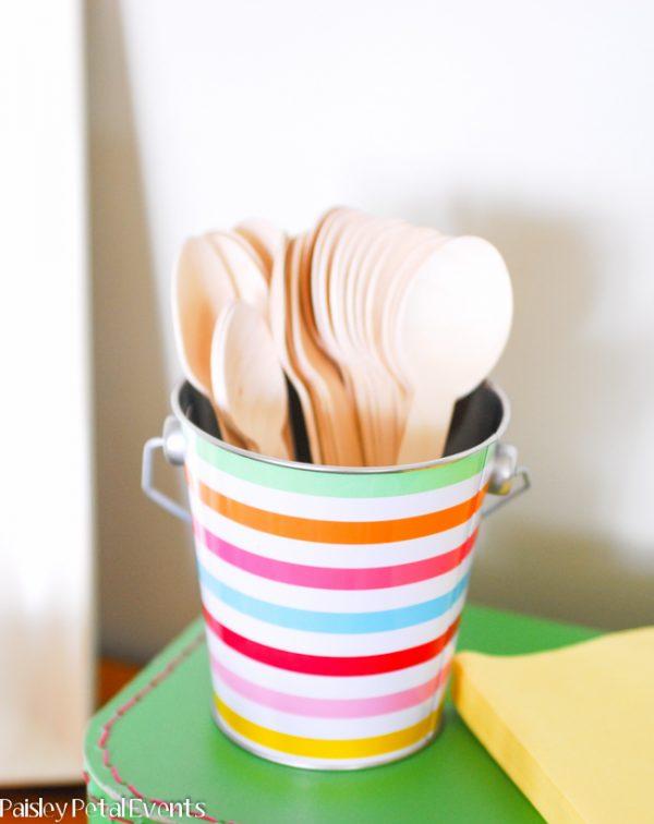 Ice Cream Bar Supplies
