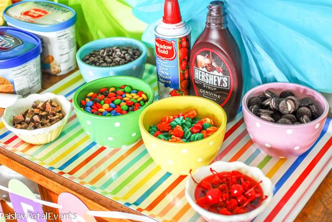 Ice Cream Bar Toppings