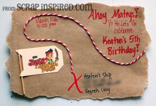 creative diy kids birthday party invitations  design dazzle, Birthday invitations