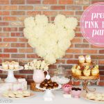 Pretty Pink Paris Party