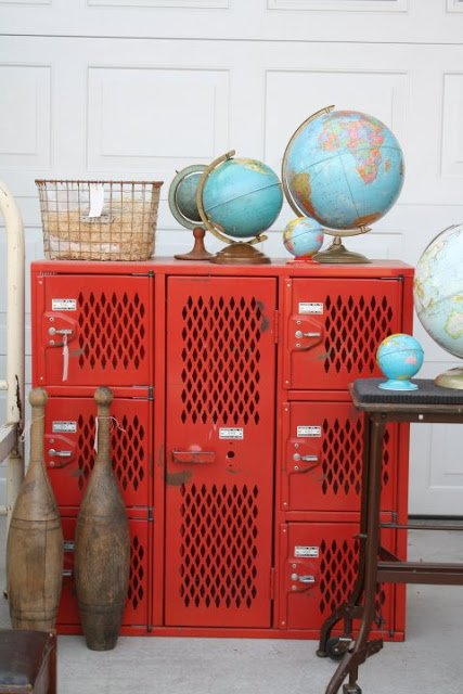 Comkids Room Lockers : Another thing I love about lockers is there are so many different ...