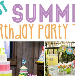 15 Best Summer Birthday Party Themes