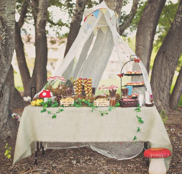 Summer Party Themes - Woodland Party