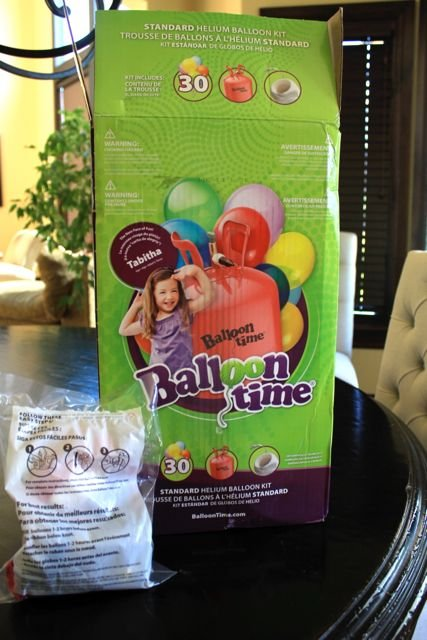 Celebrating Everyday Moments With Balloons Giveaway