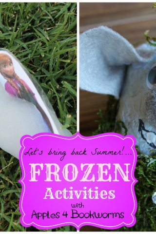 Frozen Activities!