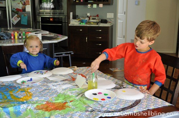 Sea Creature Kid Crafts-1