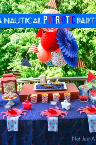 Nautical Patriotic Party