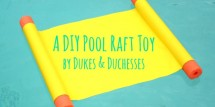 pool-raft-toy