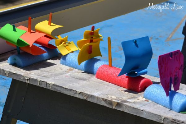 Fast Craft School Sailboat