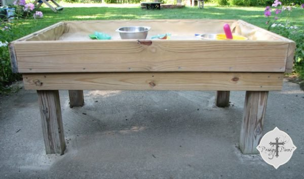 Bring The Beach To Your Backyard With A Sandbox Design