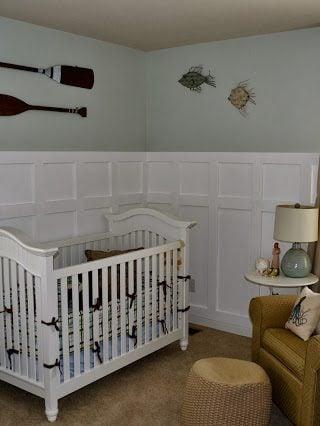 A Little Sailor's Nursery