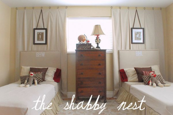 Neutral Sock Monkey Room
