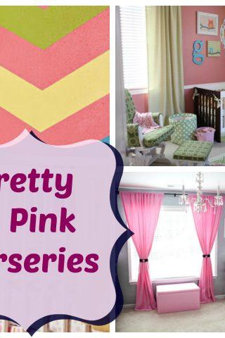 Pretty in Pink Nurseries