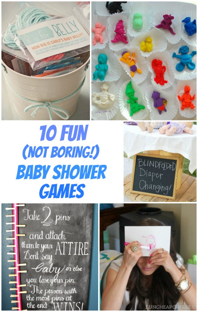 10 Baby Shower Game Ideas Tinkle In The Pot Playdough Ping Pong