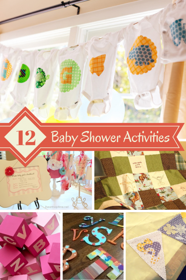 great baby shower activities design dazzle