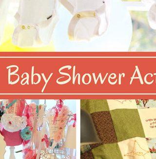 baby shower activities