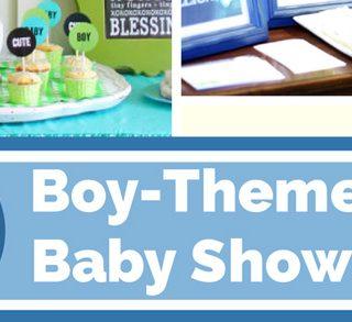 Fabulous Boy Baby Shower Ideas