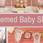 Adorable Girl Baby Shower Ideas