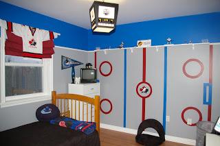 Bedroom Ideas Hockey hockey room ideas - design dazzle