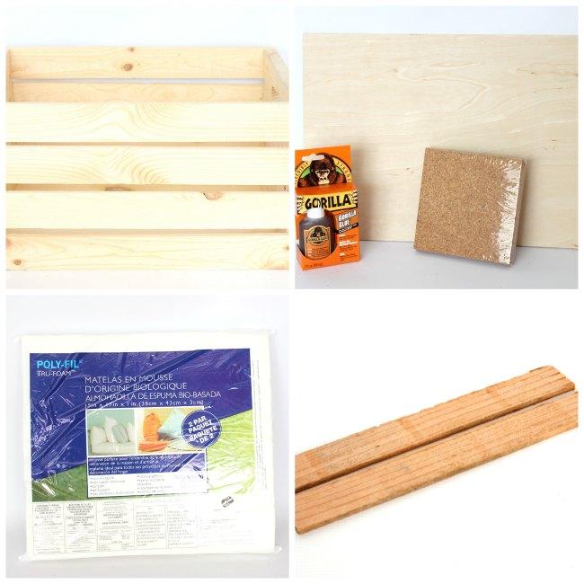 Supplies for homework station - Design Dazzle