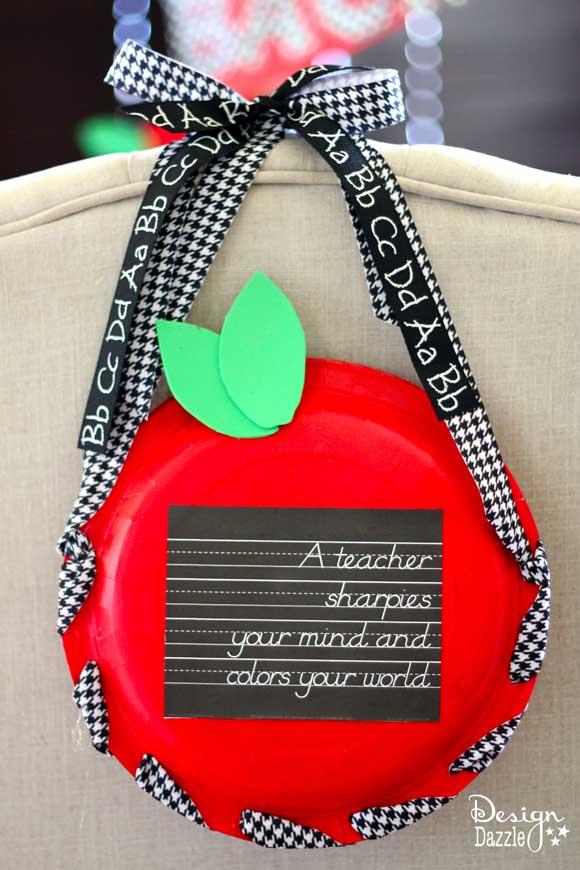 Back To School Breakfast Design Dazzle