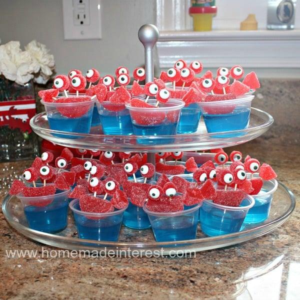 Its A Crab Shack Birthday Party Design Dazzle