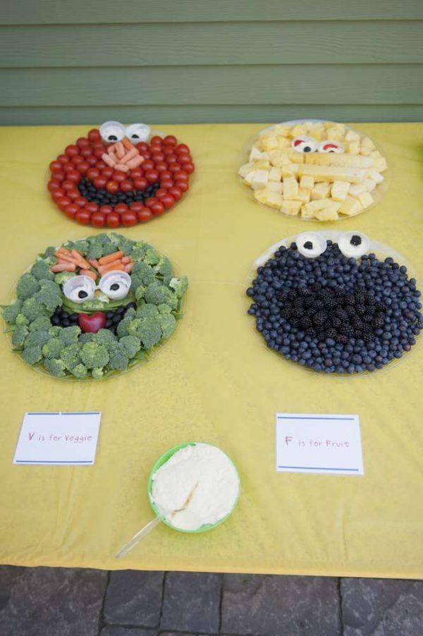 The Best Sesame Street Party Ideas Design Dazzle