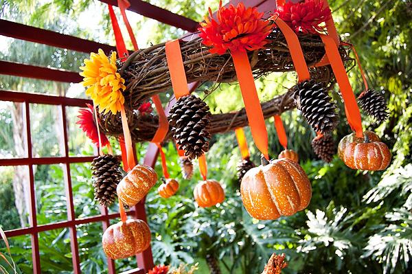 harvest party decoration