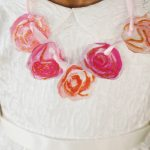 How to Make a Pretty Fairy Party Necklace