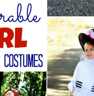 Halloween Costume Ideas for Every Girl