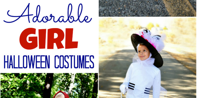 adorable girl halloween costumes fi