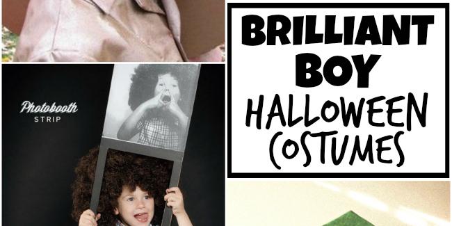 brilliant boy halloween costumes fi
