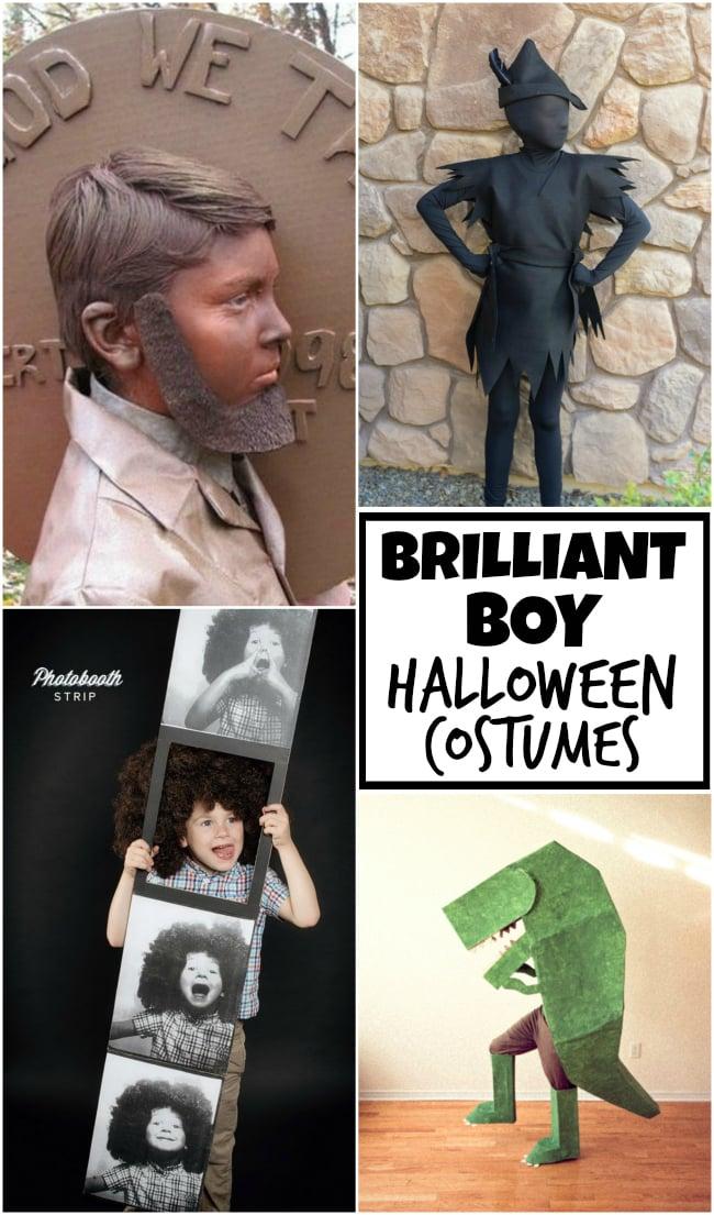 10 Brilliant Boy Halloween Costume Ideas & 10 Brilliant Boy Halloween Costume Ideas - Design Dazzle