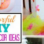 10 Bright DIY Party Decor Ideas