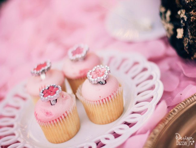 Fairy party food ideas - Design Dazzle #fairypartyfood
