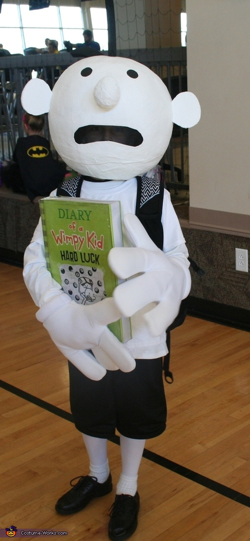 Lego Diary Of A Wimpy Kid Halloween