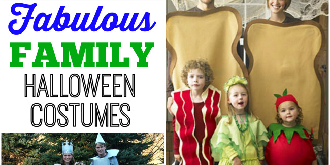 fabulous family halloween costumes fi