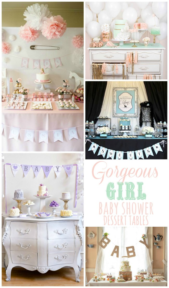 baby shower table design tips to remember when decorating for a baby