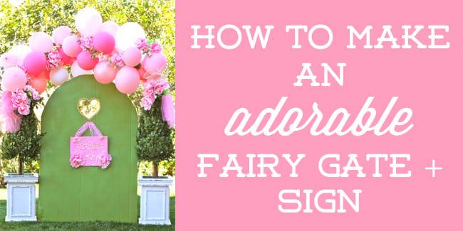 how-to-make-a-fairy-gate-fi