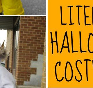 Literary Halloween Costume Ideas