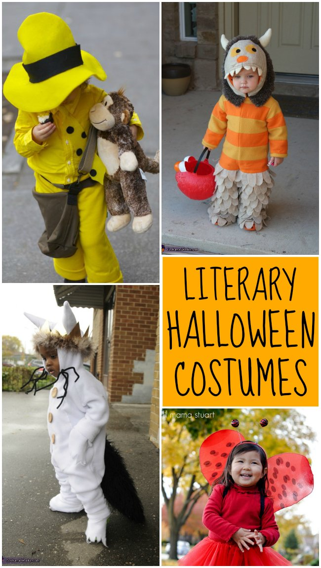 Literary (Book-Themed) Halloween Costumes  sc 1 st  Design Dazzle & Literary Halloween Costume Ideas - Design Dazzle