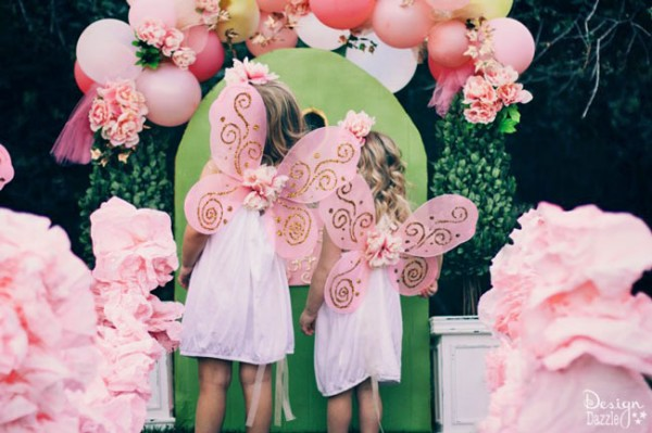 Fairy party on a budget