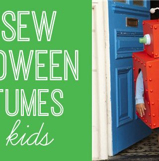 No-Sew Costumes for Kids