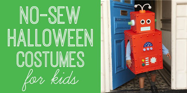 no sew halloween costumes for kids fi