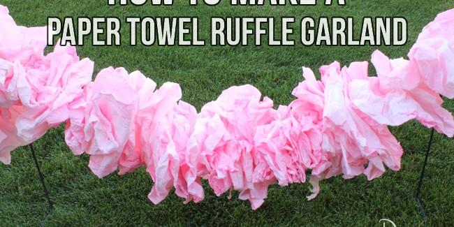 paper-towel-ruffle-garland