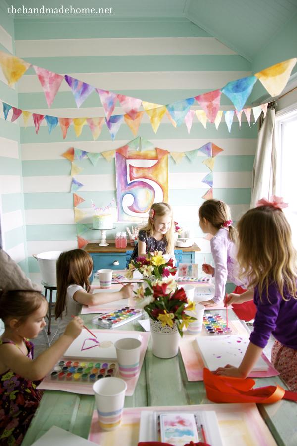 10 Bright Diy Party Decor Ideas Design Dazzle