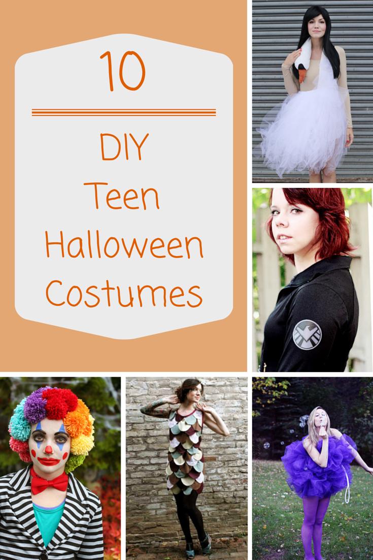Halloween Costumes For Tweens Girls